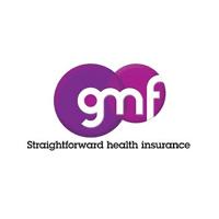 King Street Dental Practice Accepted Health Plans - GMF Straightforward Health Insurance Logo